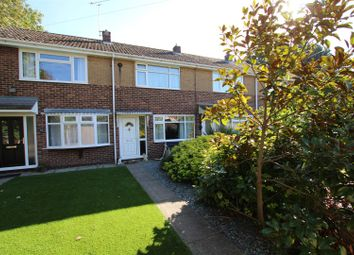 Thumbnail 2 bed town house for sale in Bramell Close, Branston, Burton-On-Trent