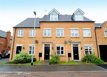 Thumbnail 3 bedroom town house for sale in Bennet Drive, Kirkby-In-Ashfield, Nottinghamshire