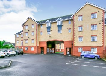 Thumbnail 2 bed flat for sale in Gerddi Margaret, Barry