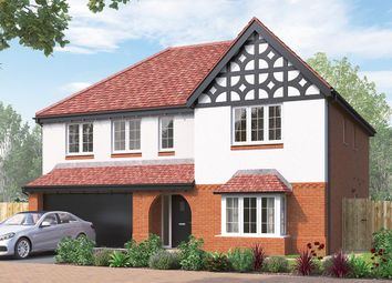"Thumbnail 5 bed property for sale in ""The Kirkham"" at Russell Drive, Wollaton, Nottingham"