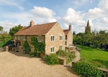 Thumbnail 5 bed detached house for sale in Church Lane, Eaton, Grantham
