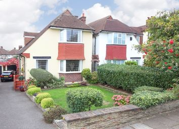 Thumbnail 3 bed detached house for sale in Winn Road, London
