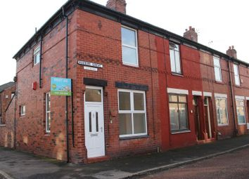 Thumbnail 2 bedroom terraced house to rent in Haddon Grove, Stockport
