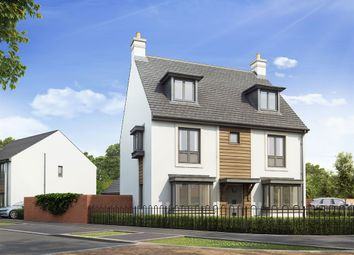"Thumbnail 5 bed detached house for sale in ""The Perriford"" at Hayfield Way, Bishops Cleeve, Cheltenham"