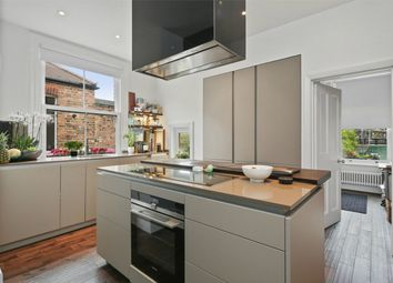Thumbnail 3 bed flat for sale in Flanders Mansions, Flanders Road, Chiswick