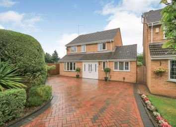 3 bed detached house for sale in Stratton Close, Abington, Northampton NN3