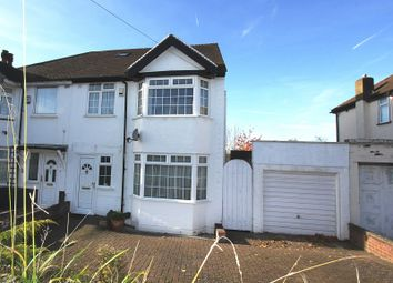 Thumbnail 4 bed semi-detached house for sale in Warwick Avenue, Edgware, Greater London.