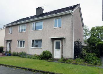 Thumbnail 3 bed semi-detached house for sale in Lindsay Road, Village, East Kilbride