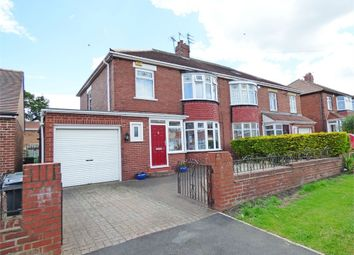 Thumbnail 3 bed semi-detached house for sale in Hartburn Road, North Shields, Tyne And Wear
