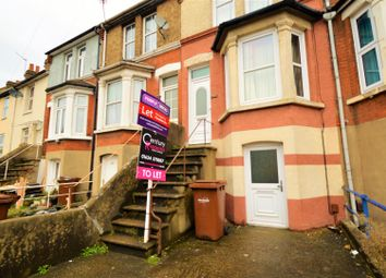 Thumbnail 1 bedroom property to rent in Luton Road, Chatham