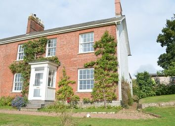 Thumbnail 4 bed end terrace house for sale in Prospect, Uffculme, Cullompton