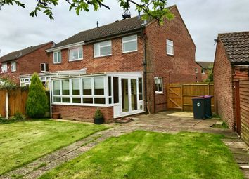 Thumbnail 3 bed semi-detached house to rent in Sherwood Close, Telford