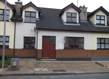 Thumbnail 2 bed terraced house for sale in 36 Cromwells Fort Court, Mulgannon, Wexford County, Leinster, Ireland