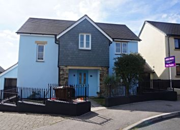 Thumbnail 3 bed link-detached house for sale in Beechwood Drive, Camelford