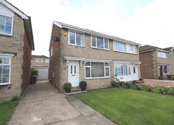 Thumbnail 3 bedroom semi-detached house for sale in Hazel Court, Rothwell, Leeds