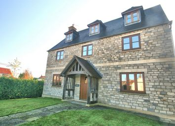 Thumbnail 5 bed detached house for sale in Townwell, Cromhall, Wotton-Under-Edge, Gloucestershire
