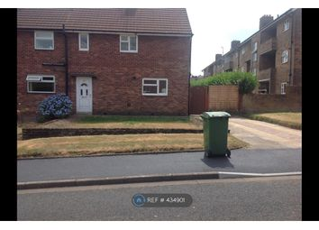 Thumbnail 2 bed semi-detached house to rent in Winchester Road, Chesterfield