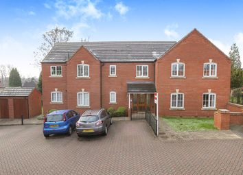 Thumbnail 2 bedroom flat for sale in Alameda Gardens, Tettenhall, Wolverhampton