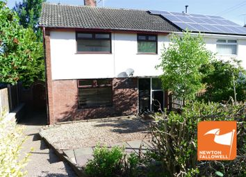 Thumbnail 3 bed semi-detached house for sale in Breck Bank, New Ollerton, Newark