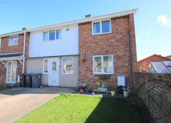 Thumbnail 2 bed end terrace house for sale in Liddell Close, Newton Aycliffe