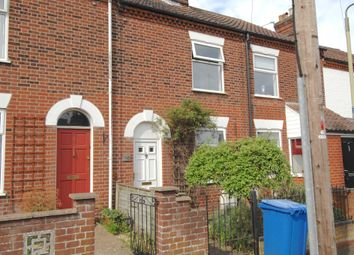 Thumbnail 3 bedroom terraced house to rent in Thorpe Hamlet, Norwich