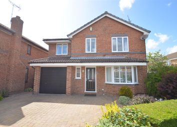 Thumbnail 4 bed detached house for sale in Newmarket Way, Toton, Beeston, Nottingham