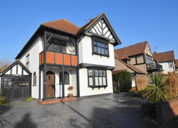 Thumbnail 4 bed detached house for sale in The Ridgeway, Westcliff-On-Sea, Essex