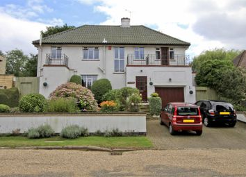 Thumbnail 4 bed detached house for sale in East End Way, Pinner