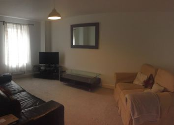Thumbnail 1 bed semi-detached house to rent in Canal View Room 3, City Wharf, Coventry