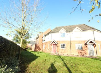 Thumbnail 3 bed semi-detached house for sale in Millbrook Gardens, Blythe Bridge, Stoke-On-Trent