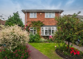 Thumbnail 4 bedroom detached house for sale in North Town Close, Maidenhead