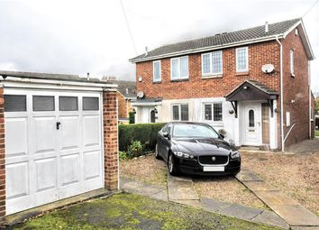 Thumbnail 2 bed semi-detached house for sale in Alderson Drive, Barnsley