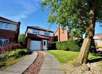3 bed detached house for sale in Brougham Court, Oakerside Park, Peterlee, County Durham SR8