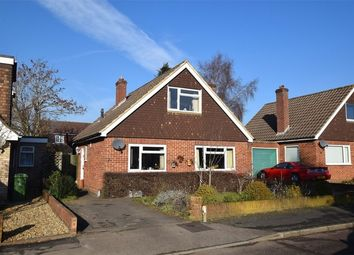 Thumbnail 3 bed detached house for sale in Bedford Avenue, Frimley Green, Camberley, Surrey