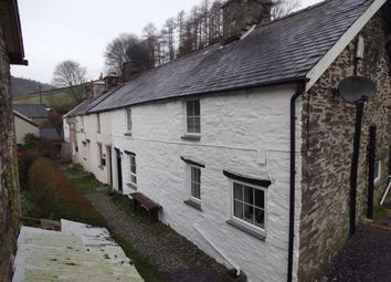 Thumbnail 2 bed cottage for sale in 5, Glangwydol Terrace, Abercegir, Machynlleth, Powys