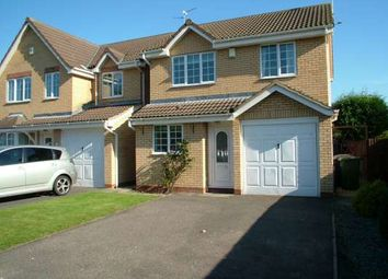 Thumbnail 3 bedroom detached house to rent in Kilverstone, Werrington, Peterborough