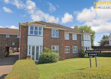 Thumbnail 1 bed flat for sale in Mullender Court, Gravesend