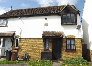 Thumbnail 1 bed terraced house to rent in Saywell Brook, Chelmsford, Essex
