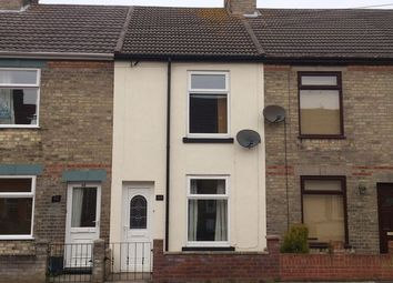 Thumbnail 2 bedroom terraced house to rent in St. Georges Road, Pakefield, Lowestoft