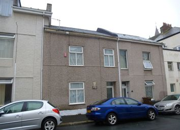 Thumbnail 3 bed terraced house for sale in Wolsdon Street, Plymouth