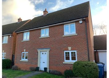 Whitewater Road, Fleet GU51. 4 bed detached house