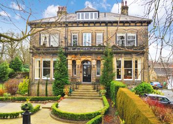 Thumbnail 3 bed flat for sale in St Kevin's Court, Queen's Road, Harrogate