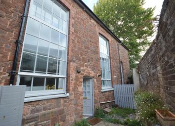 Thumbnail 2 bed terraced house for sale in The Mint, Exeter, Devon