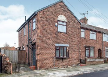 Thumbnail 3 bed end terrace house for sale in Coral Street, Old Swan, Liverpool