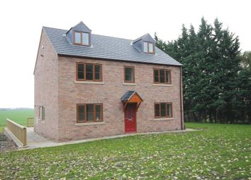 Thumbnail 4 bed detached house for sale in Lynn Road, Littleport, Ely