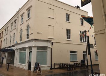 Thumbnail Retail premises to let in Somerset Place, Teignmouth