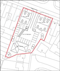 Thumbnail Land for sale in 40 Brighton Road, Horsham