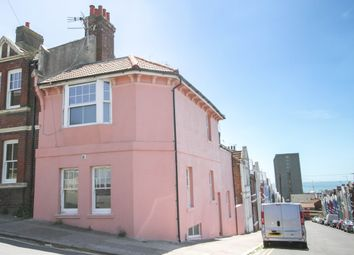 Thumbnail 4 bed end terrace house for sale in Carlton Hill, Brighton