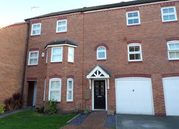Thumbnail 3 bed terraced house to rent in Thames Way, Hilton, Derby