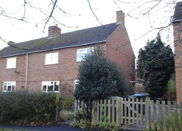 Thumbnail 3 bed semi-detached house for sale in Park Piece, Kineton, Warwick
